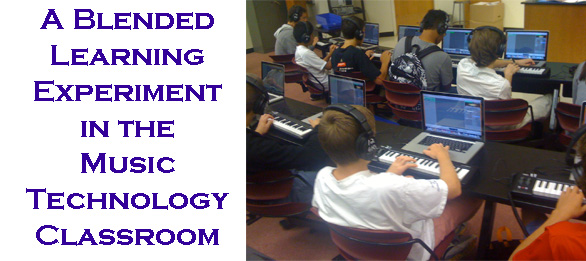 Blended Learning Banner