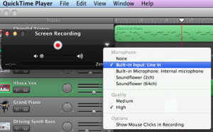 QuickTime Audio